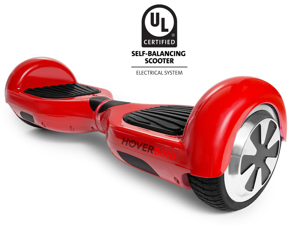 RED HOVERBOARD CANADA - I1 UL2272 CERTIFIED SELF BALANCING SCOOTER