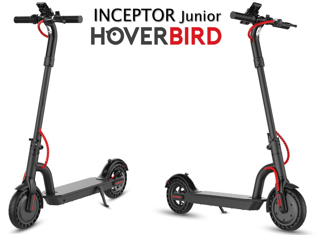 INCEPTOR Junior Electric City Scooter 250Watt/36V/7.5Ah