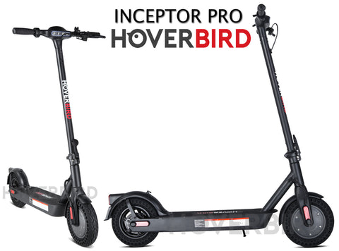 INCEPTOR PRO Electric City Scooter 350Watt/36V/7.5Ah