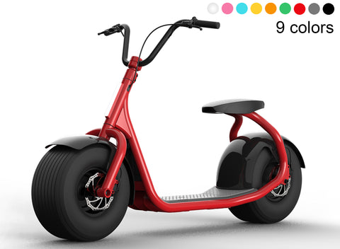 T4B - KAAspeed K1S Electric Scooter 1200W 48V19.2AH - 9 colors