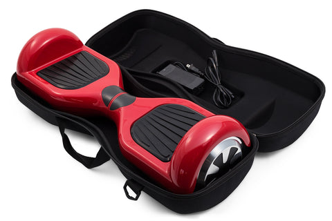 "Hard Shell Hoverboard Hand Bag Carrying Case Waterproof for 6.5"" I1 Models"