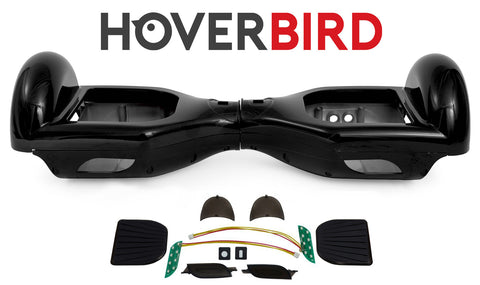 "Hoverboard outer ABS shell 6.5"" I1 Model Only"