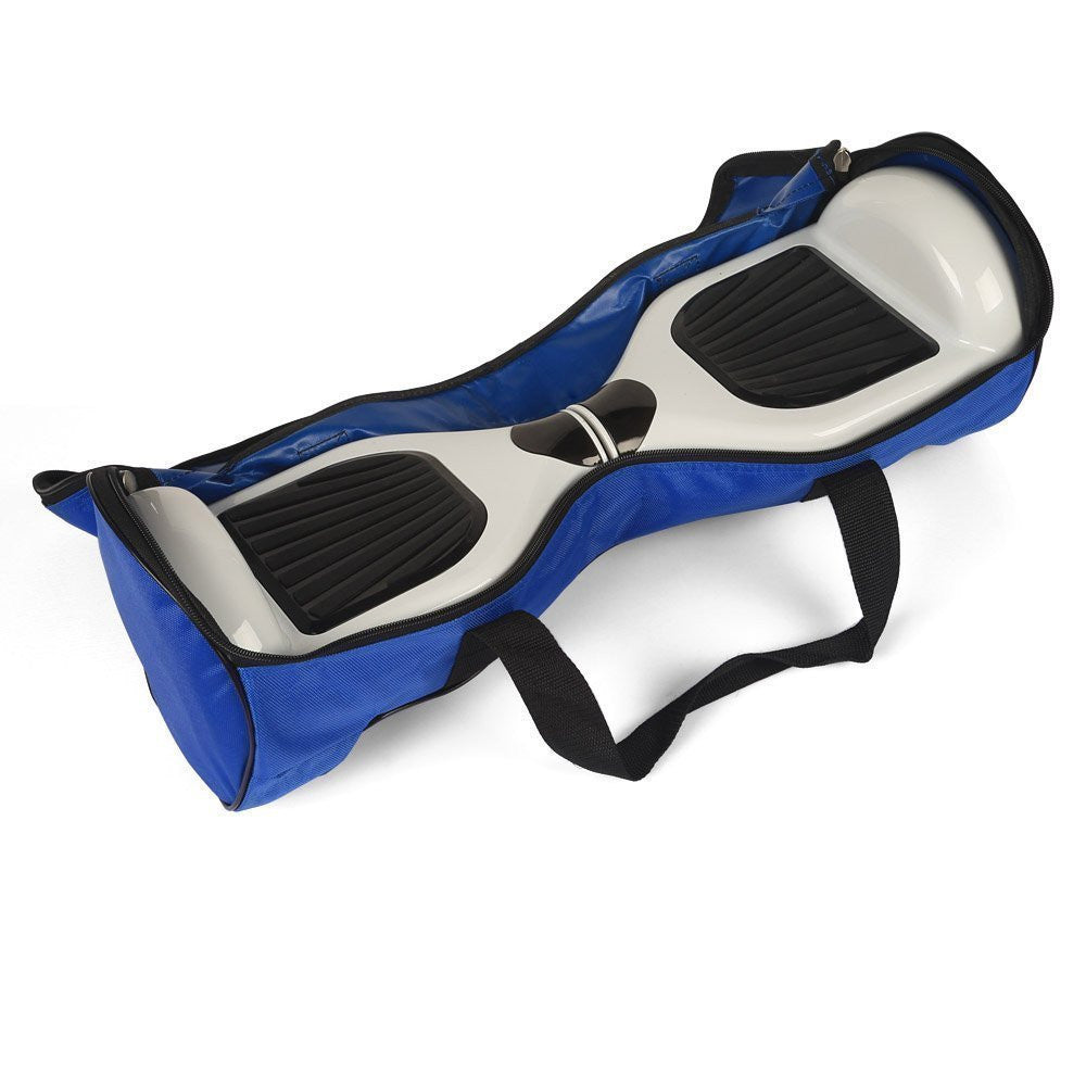 "Hoverboard Hand Bag Carrying Case Waterproof for 6.5"" I1 Model - Blue"