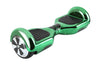 chrome green hoverboard