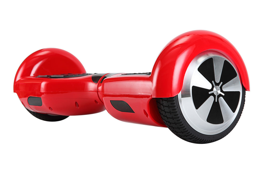 RED HOVERBOARD CANADA - SELF BALANCING SCOOTER