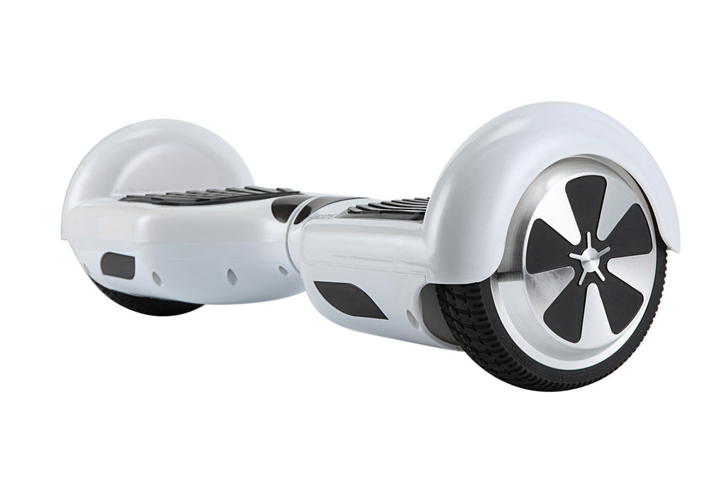 WHITE HOVERBOARD CANADA - SELF BALANCING SCOOTER