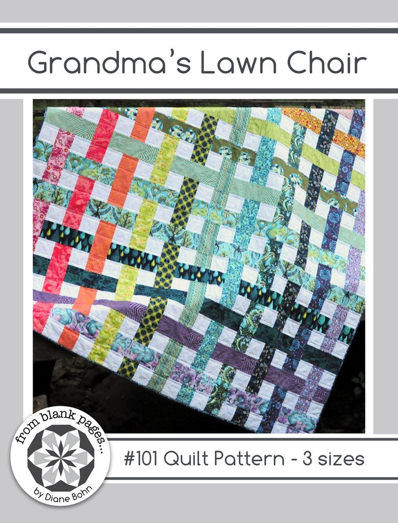 Grandma's Lawn Chair