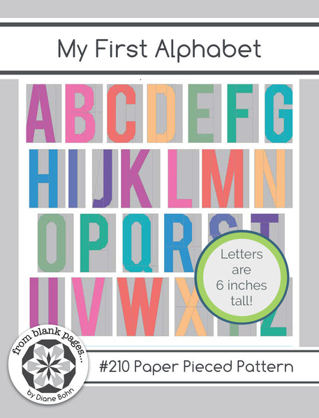 My First Alphabet #210 PDF