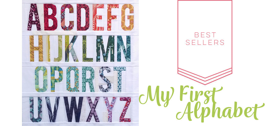 Best Seller: My First Alphabet