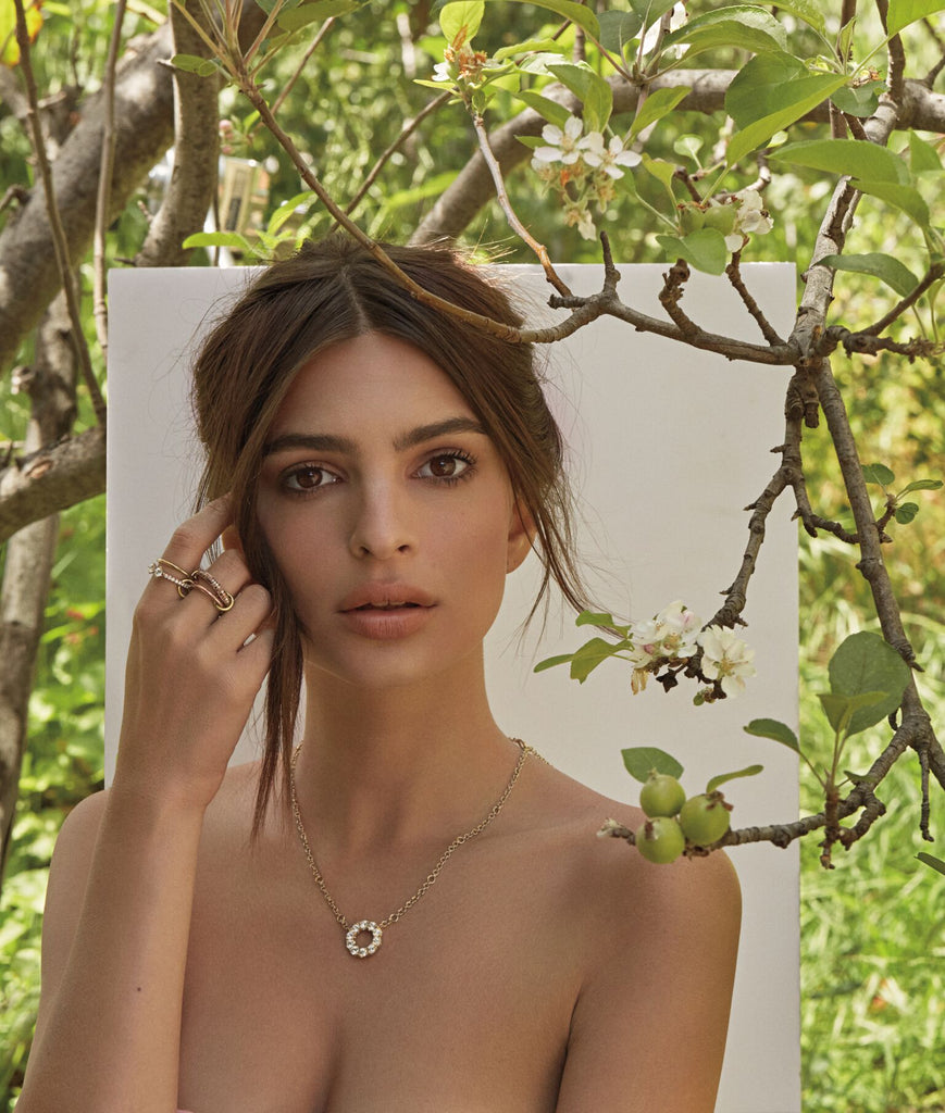 Behind the Scenes of the emrata X SK Campaign Photoshoot with Mona Kuhn