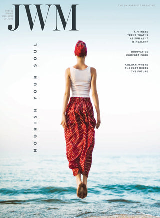 "Spinelli Kilcollin featured in, ""Sustainable Style"" in JW Marriott Magazine's Fall 2019 print issue"