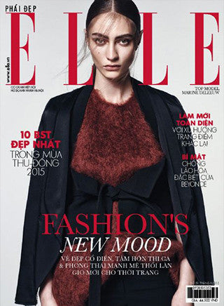 Elle Vietnam, September 2015