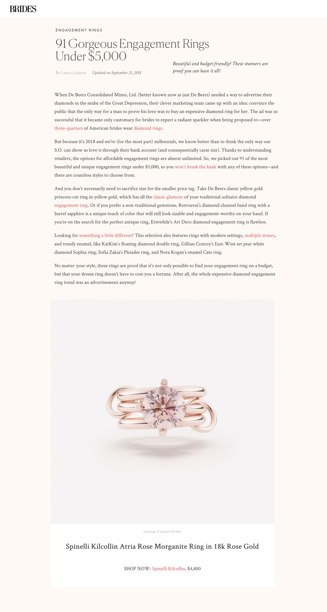 brides spinelli kilcollin atria rose ring linked-rings luxury-jewelry