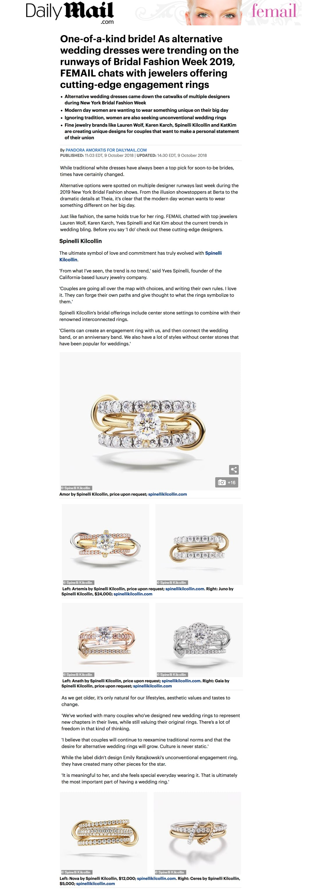 daily mail spinelli kilcollin amor ring luxury-jewelry linked-rings