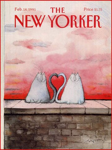 The Best New Yorker Cartoons Valentine S Day Spinelli Kilcollin
