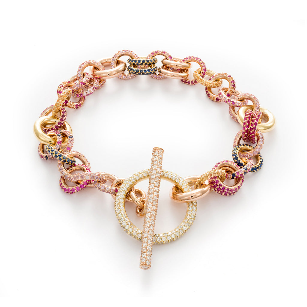 Jupiter Linked Bracelet