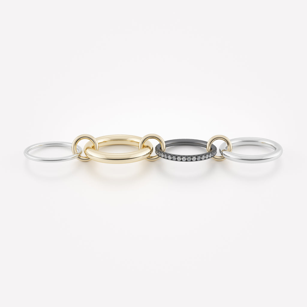 Doris SG Linked Ring | Web Exclusive