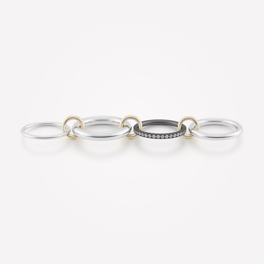 Doris Linked Ring | Web Exclusive