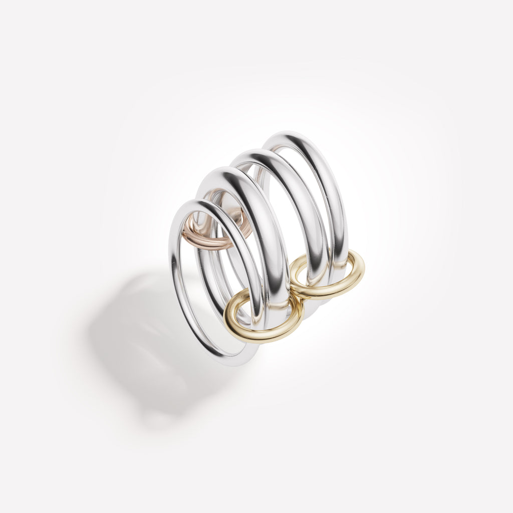Electra Linked Ring | Web Exclusive