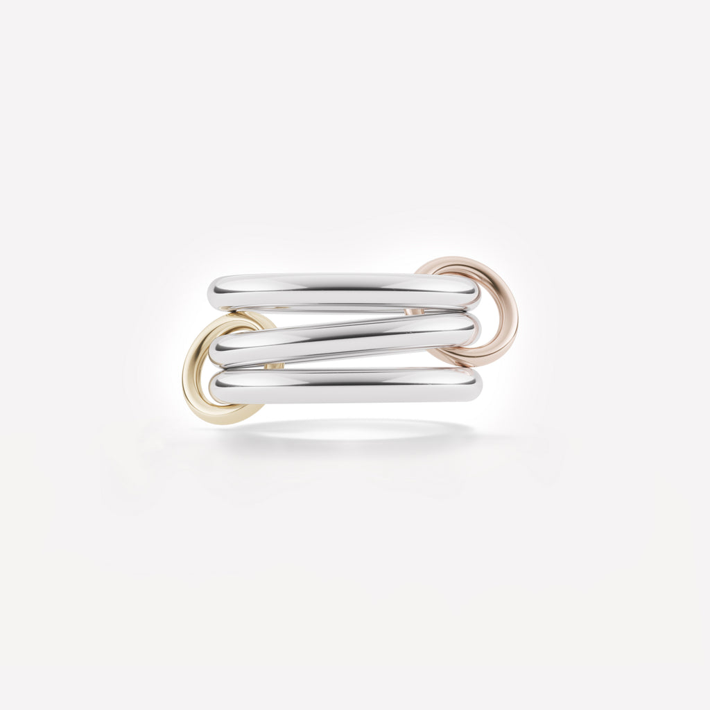 Leto Linked Ring | Web Exclusive