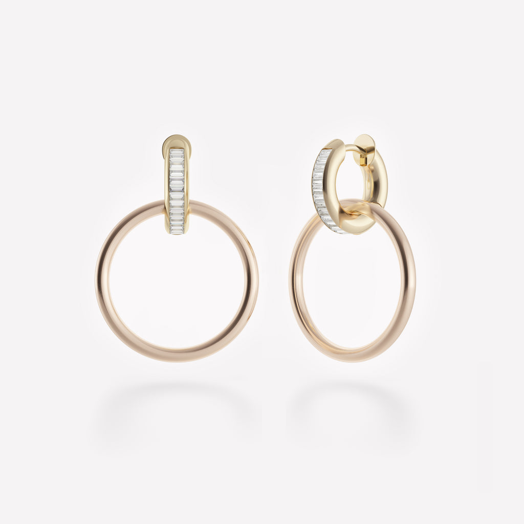 Theano Hoop Earrings