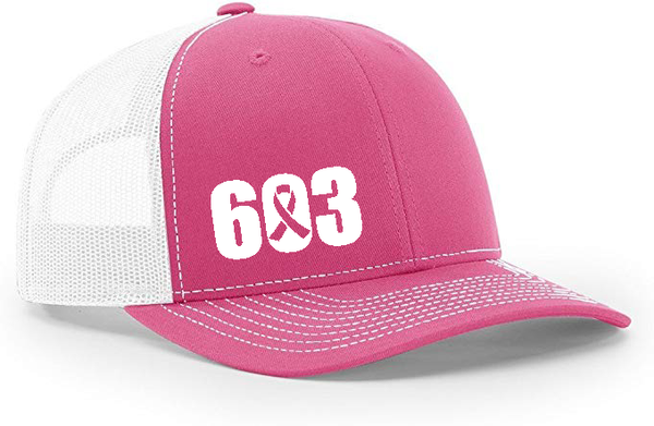603 Breast Cancer Awareness - Trucker Hat