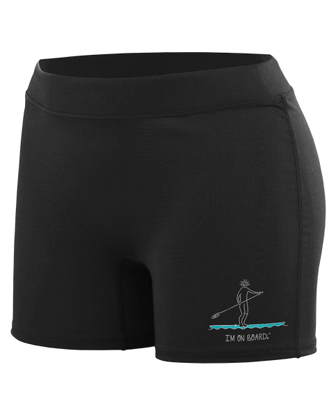 I'm on Board™ Paddle Board - Women's Shorts