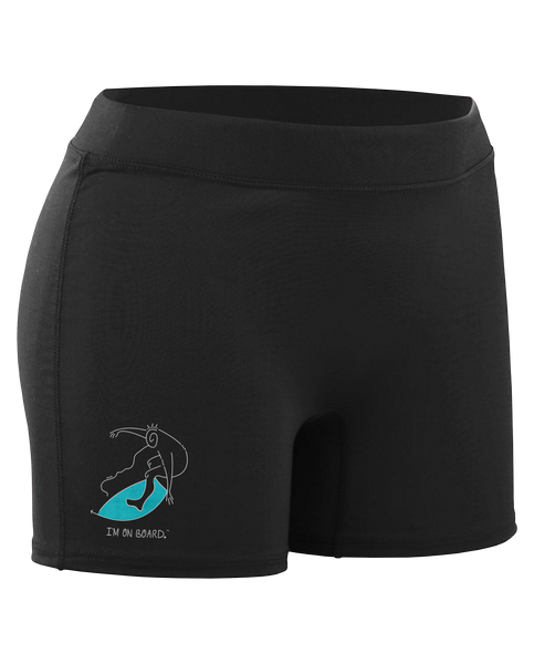I'm on Board™ Skimboard - Women's Shorts