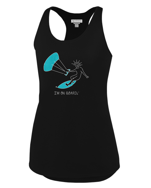 I'm on Board™ Kiteboard - Women's Tanks