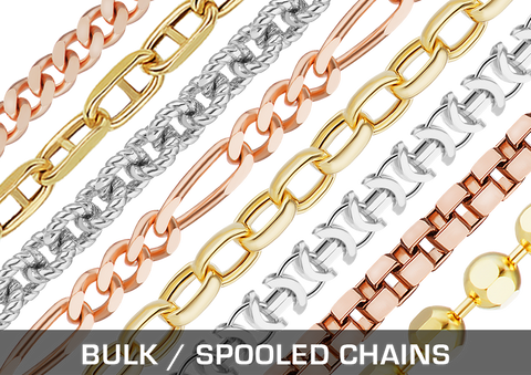 Bulk / Spooled Chains
