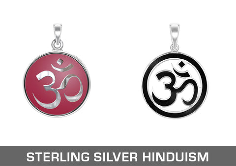 Sterling Silver Hinduism