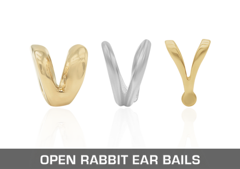 Open Rabbit Ear Bails