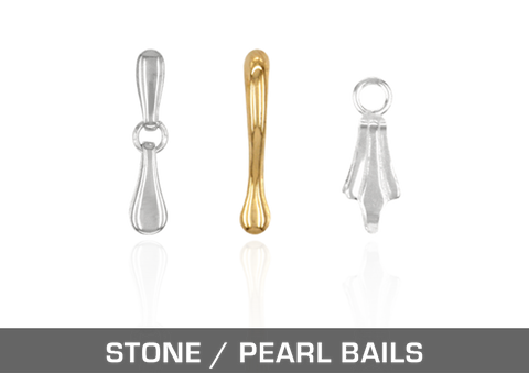 Stone / Pearl Bails