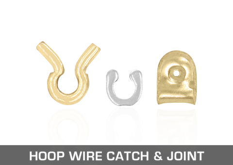 Hoop Wire Catch & Joint