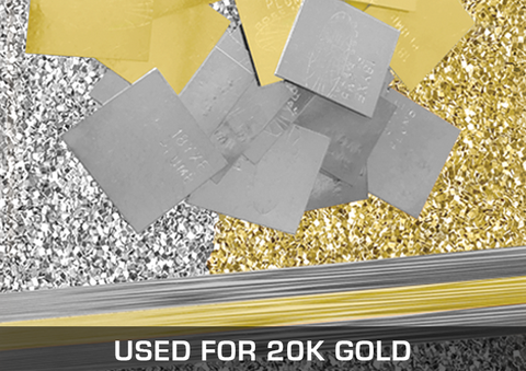 Solders Used For 20K Gold