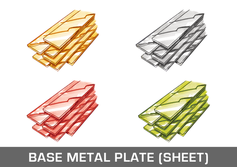Base Metal Plate / Sheet