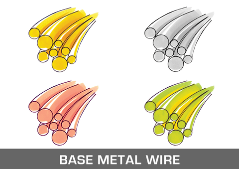 Base Metal Wire