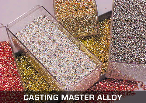 Casting Master Alloy