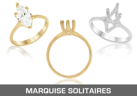 Marquise Solitaire