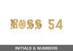 ross-metals-findings-initials-numbers-14k-yellow-white-gold-sterling-silver-rhodium-plated