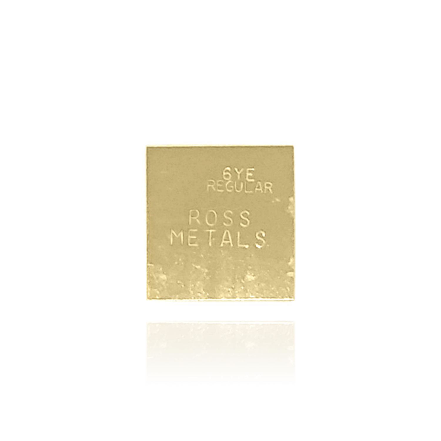 6K / 6 Yellow Gold Plate Solder
