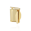 Open Top Box Clasps with Safety (3.25mm-30mm)