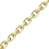 Diamond Cut Round Cable Chain (1.05mm-3.0mm)