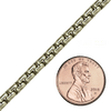 Spooled Inka Box Chain in Stainless Steel (2.7mm - 4.0mm)