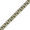 Inka Box Chain in Stainless Steel (2.7mm-4.0mm)