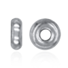 Roundel Beads (2.5mm-10mm) - Roundels Collection by Ross Metals