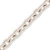 Round Cable Chain in Platinum (1.0mm-2.3mm) - Cable Chain (Platinum) Collection by Ross Metals