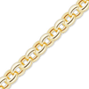 Bulk / Spooled Round Rolo Chain in Yellow Gold (1.15 mm - 4.2 mm)