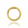 Round High Straight Bezels With Bearing in 14K Gold (0.10 ct - 1.25 ct)