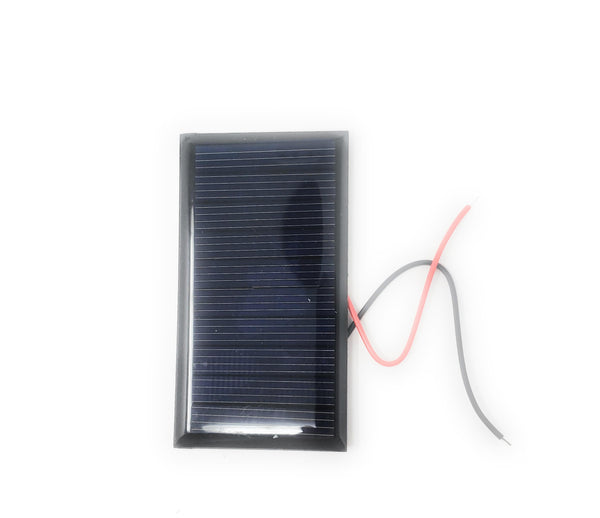 AMX Solar™ 5V 60mA 68x37mm Micro Mini Power Solar Cells For Solar Panels - DIY Projects - Toys - 3.6V Battery Charger